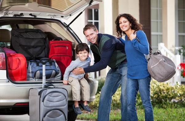 Your weekend road trip checklist