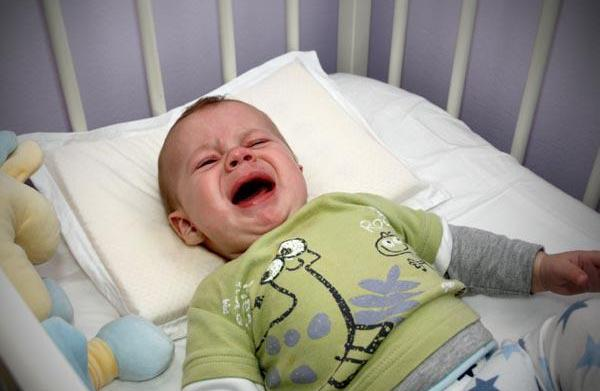 Does letting your baby cry it