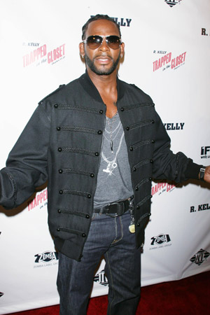 R. Kelly has 32 more chapters for Trapped in the Closet