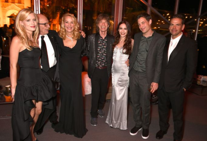 Mick Jagger's children