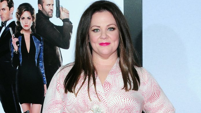 Fans hate Melissa McCarthy's ridiculously Photoshopped
