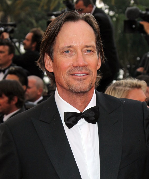 Kevin Sorbo on the red carpet