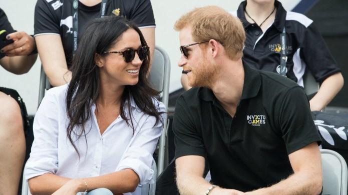Meghan Markle & Prince Harry Are