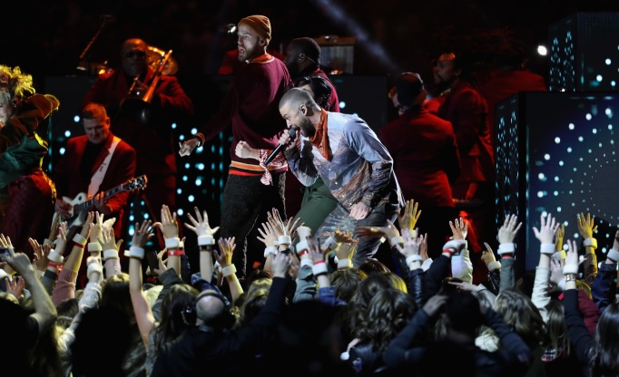 Super Bowl 52: Justin Timberlake's Half-Time Show