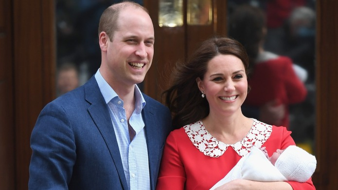 The Royal Baby Name Has Been