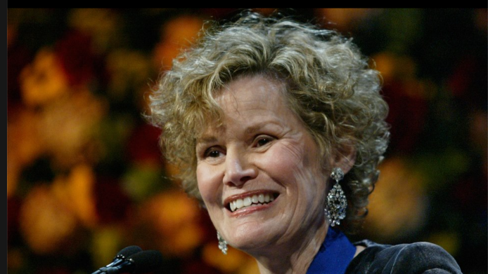 Judy Blume writes about bizarre events