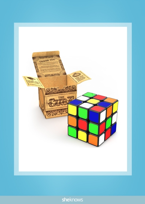 next generation Rubik's Cube