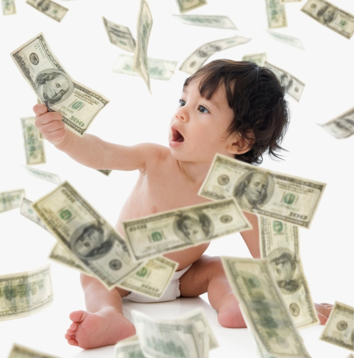10 Rich Babies of Instagram who