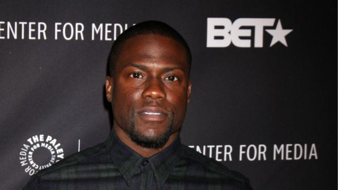 Kevin Hart begs to save a