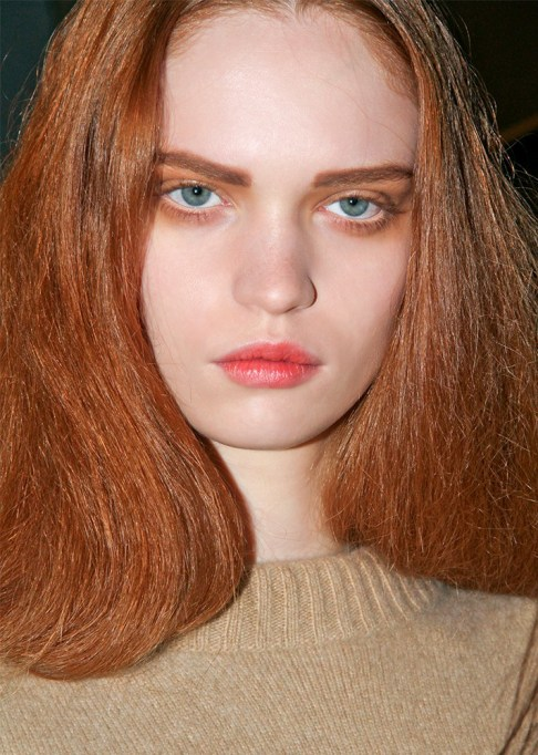 30 Summer Makeup Ideas: '70s Inspired Rust Eyeshadow