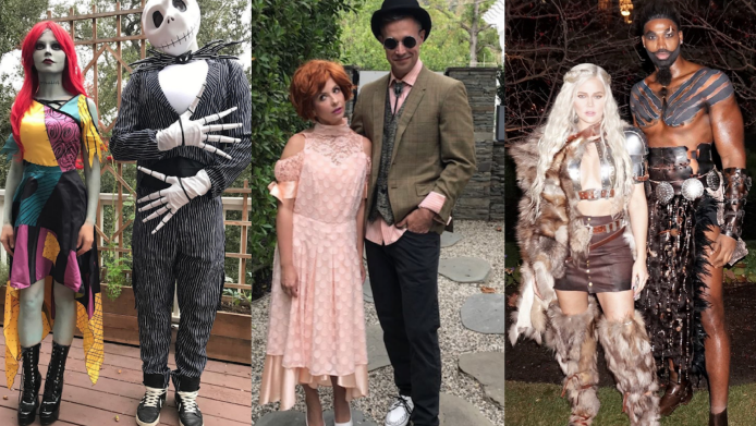 Hollywood Couples' Costumes Clearly Won Halloween