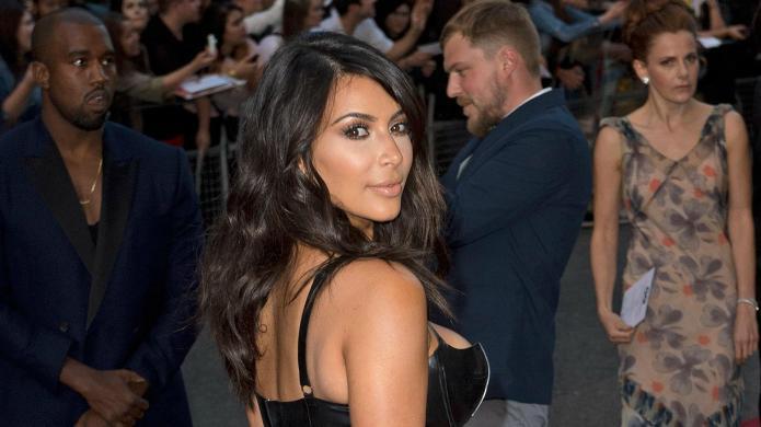 Kim Kardashian bares all in GQ