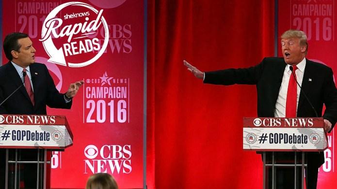 Trump threatens to sue Cruz over