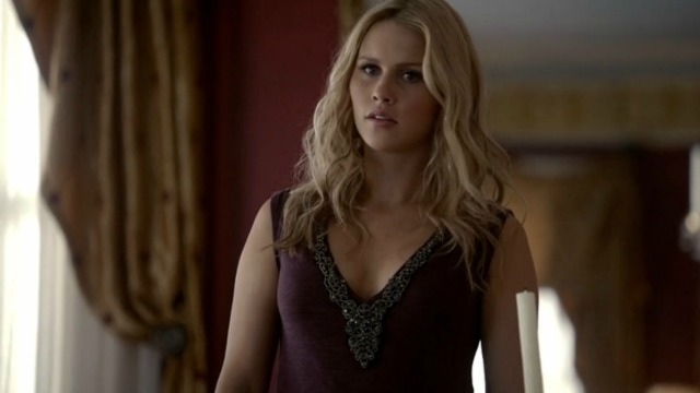 Rebekah Vampire Diaries