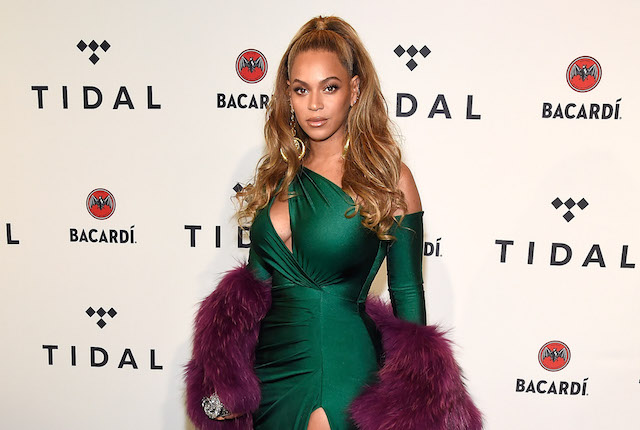 Beyoncé attends TIDAL X: Brooklyn at Barclays Center of Brooklyn