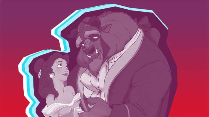 How Beauty and the Beast Became