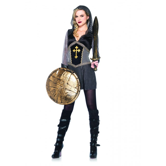 Sexy Halloween Costumes: Joan of Arc
