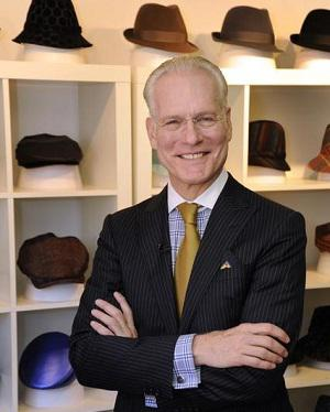 Exclusive: Tim Gunn gives a royal