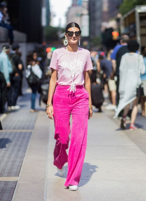 What Do The Colors You Wear Say About You | Pink is a feminine, romantic, and affectionate color