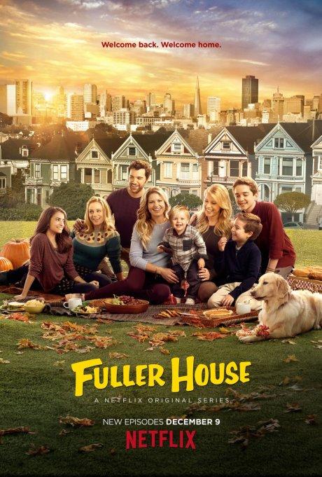 Fuller House Season 2 poster