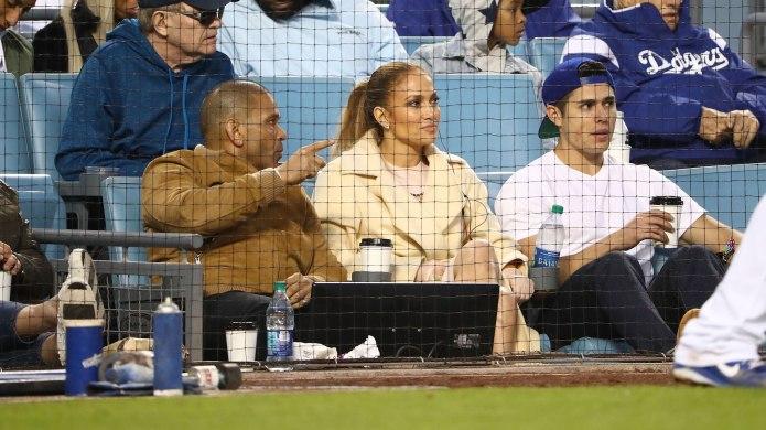 Jennifer Lopez Is the Fanciest Person