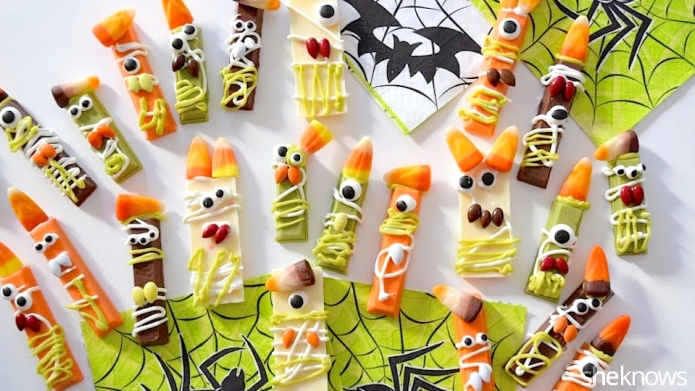 Goof-proof candy monsters perfect for your