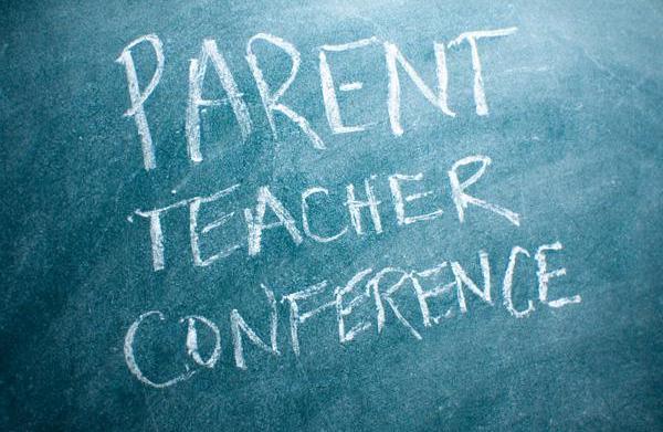 Should teachers grade the parents?