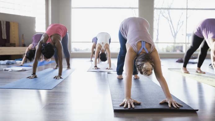 7 Yoga Poses That'll Help You