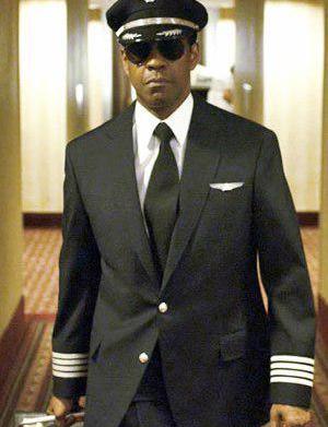 Denzel Washington pilots quite the Flight