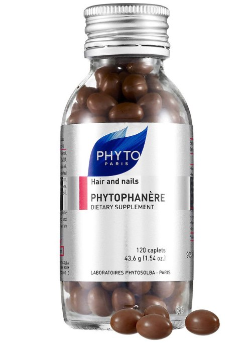 Underrated Beauty Supplements For Skin and Hair | For Your Strands: Phytophanère Hair And Nails Supplement