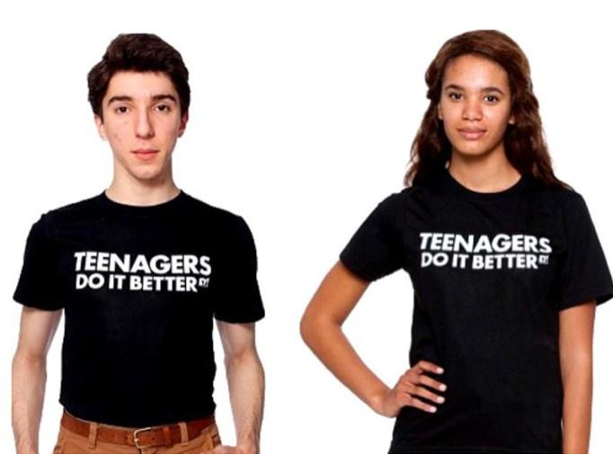 teenagers-do-it-better-t-shirt