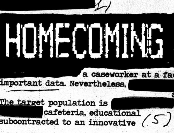 Podcasts Coming to Television: Homecoming