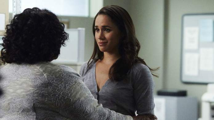 Meghan Markle's Suits Character Is, Once