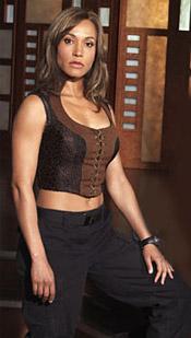 Teyla Emmagan - Stargate Atlantis