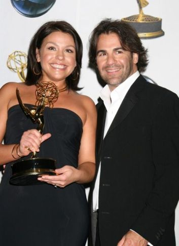 Rachel Ray and her hubby share in the Daytime Emmy gold