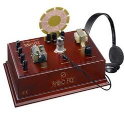 Thames & Kosmos radio building kit (Amazon, $59.95)