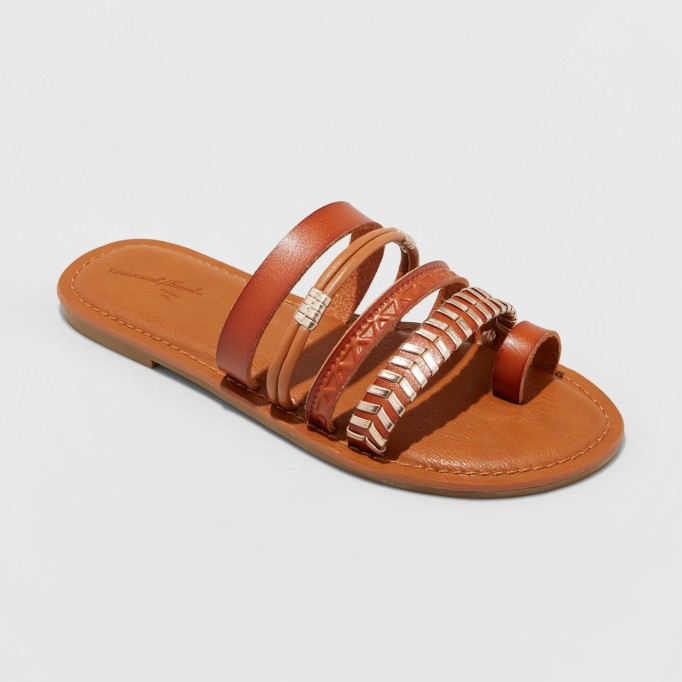 Target Wilma slide sandals
