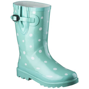 Rain boots for girls