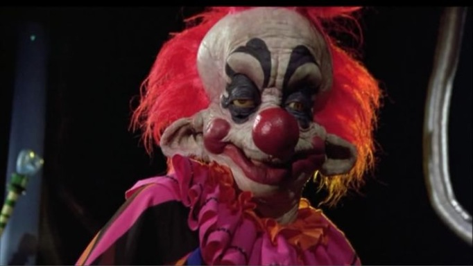 15 Creepiest Clowns from Pop Culture: Killer Clowns from Outer Space