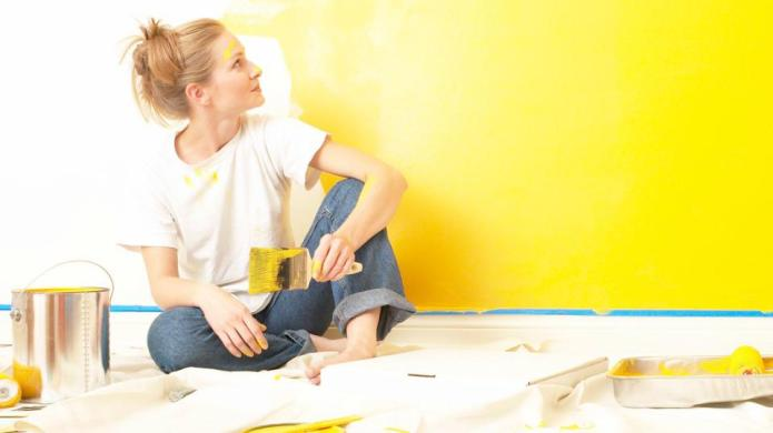 Quick home projects you can tackle