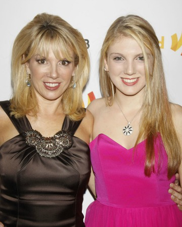 Ramona Singer and her daughter Avery