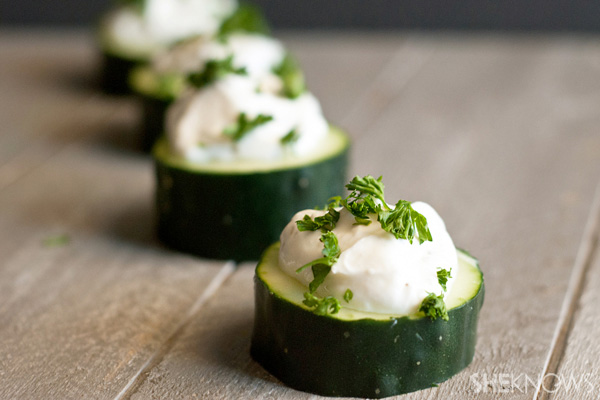 Ranch cucumber bites recipe | SheKnows.com