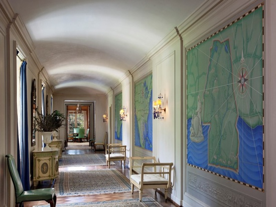 Rancho mansion