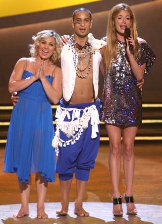 Randi and Kupono say goodbye to So You Think You Can Dance