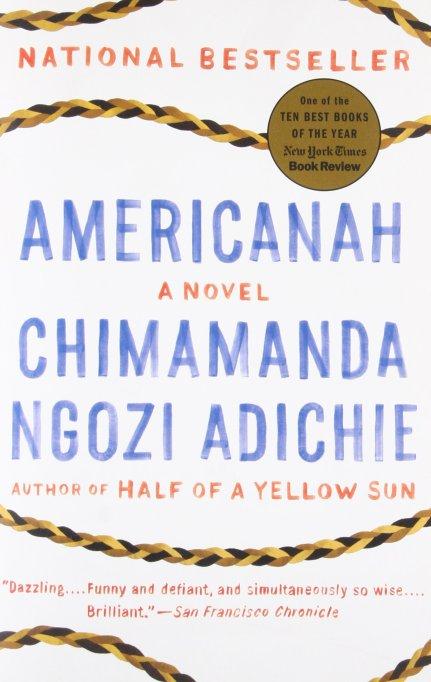 Americanahby Chimamanda Ngozi Adichie