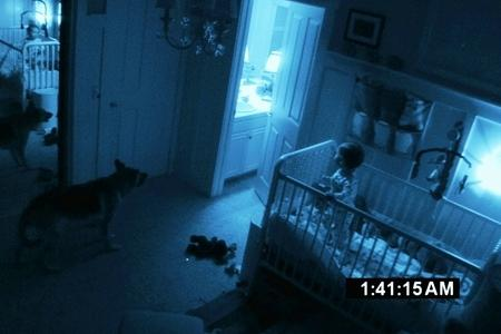 Paranormal Activity 2: The Paranormal nightmares
