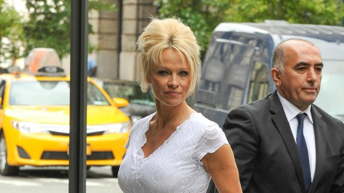 Pamela Anderson thinks her marriage is