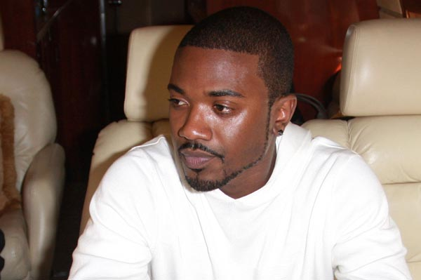Ray J hospitalized in Las Vegas for exhaustion
