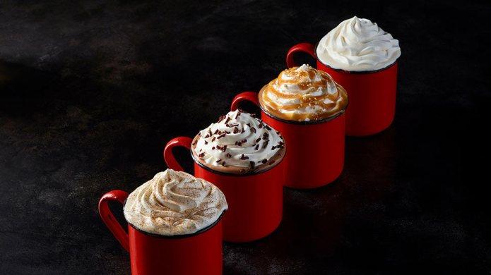 Starbucks' new Snickerdoodle Hot Cocoa arrives