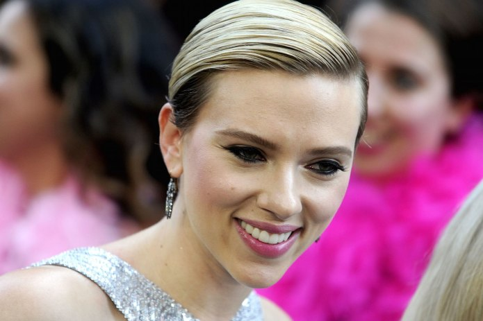 Scarlett Johansson Opens Up About Growing